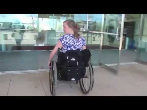 "Wheelchair Tour of the FAC // Brought to you by ""What the FAC?"""