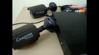 Полный комплект видеонаблюдения DVR JD-6104KIT(Полный комплект видеонаблюдения DVR JD-6104KIT., 2013-05-30T10:33:52.000Z)