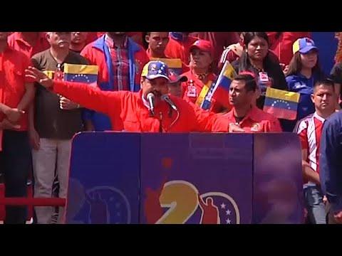Мадуро предложил переизбрать парламент