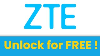 🥇 Unlock ZTE phone by code, AT&T, T-mobile, MetroPCS