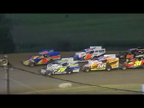 STSS Modified Consi Two | Woodhull Raceway | 8-11-15