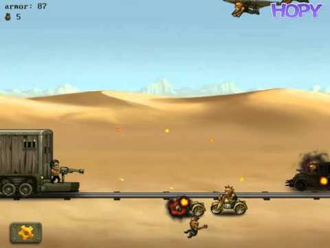 Игра про чувака с пулемётом игра для мальчиков