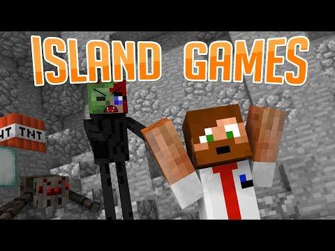 Jag Är Ett Monster!! 💀   Island Games Med Ufosxm