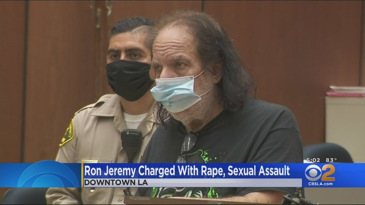 Ron Jeremy, porn star, charged with sexually assaulting four women ...