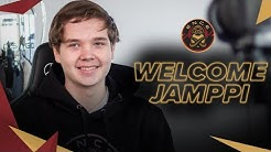 ENCE TV - Welcome to Jamppi - CS:GO becomes a six-man roster