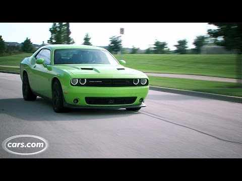 Beautiful 2015 Dodge Challenger 64L Scat Pack Exhaust Note  YouTube