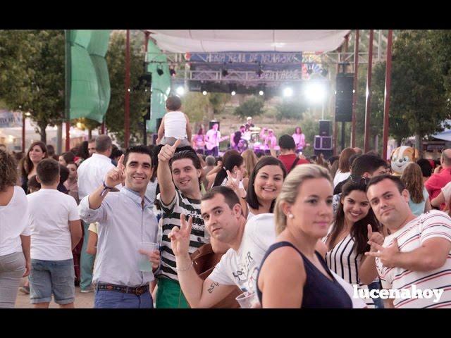 Vídeo: Feria del Valle 2016. Feria de día, casetas a media tarde y por la noche Álvaro Díaz