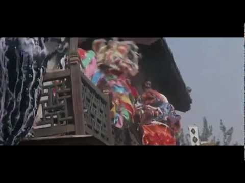 Once Upon a Time in China 3 - Lion Dance Fight (Jet Li)