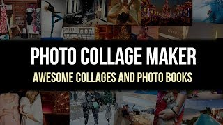 ✨ Best Collage Making Software for PC: Design Collages, Invitations, Holiday Cards and Photo Books! screenshot 3