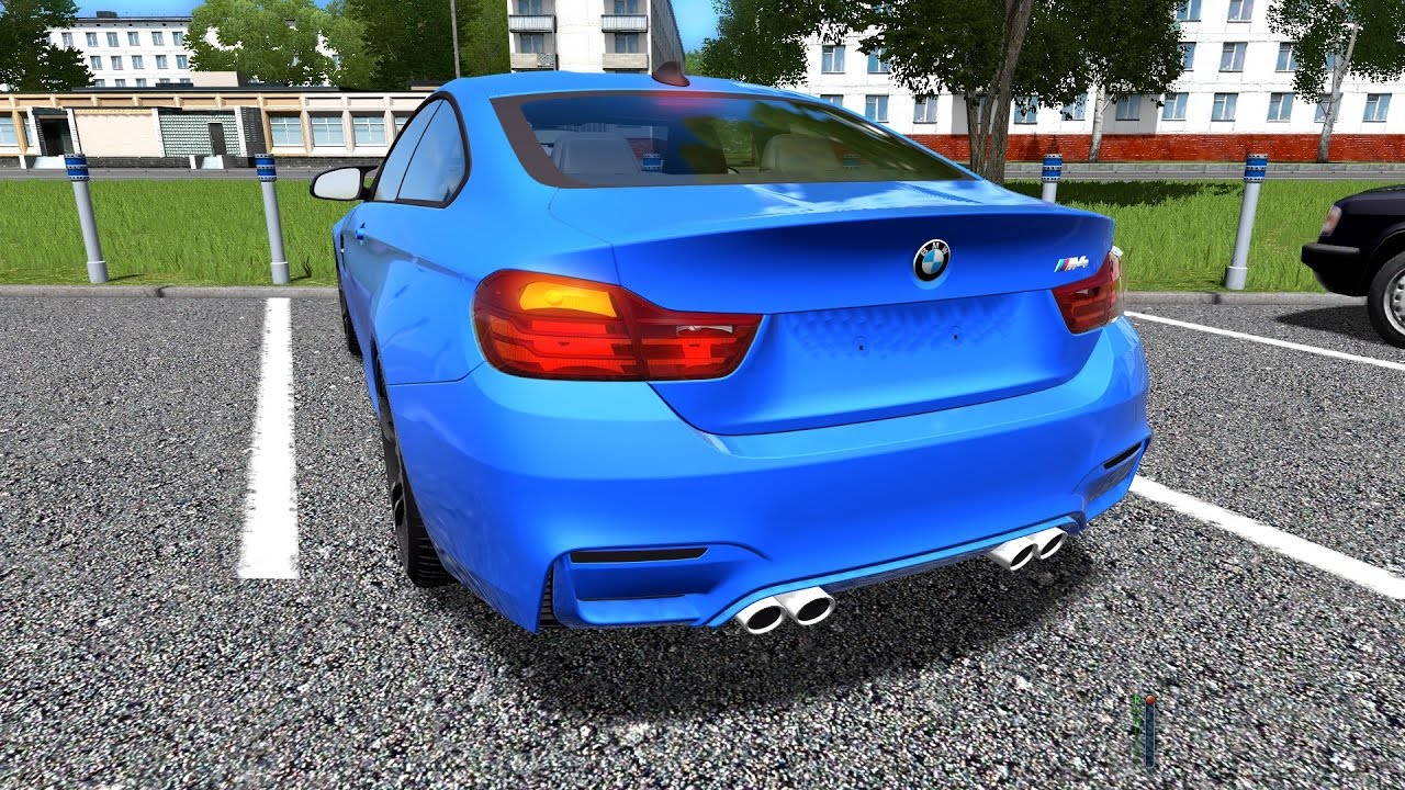 City Car Driving 1 5 Bmw M4 F82 Free Ride 1080p Link You