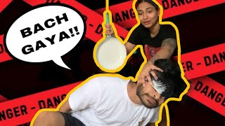 DO NOT TRY THIS GAME AT HOME!   316th Vlog   Hectik   Delhi