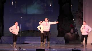 Марийские танцы-3  14.02.15