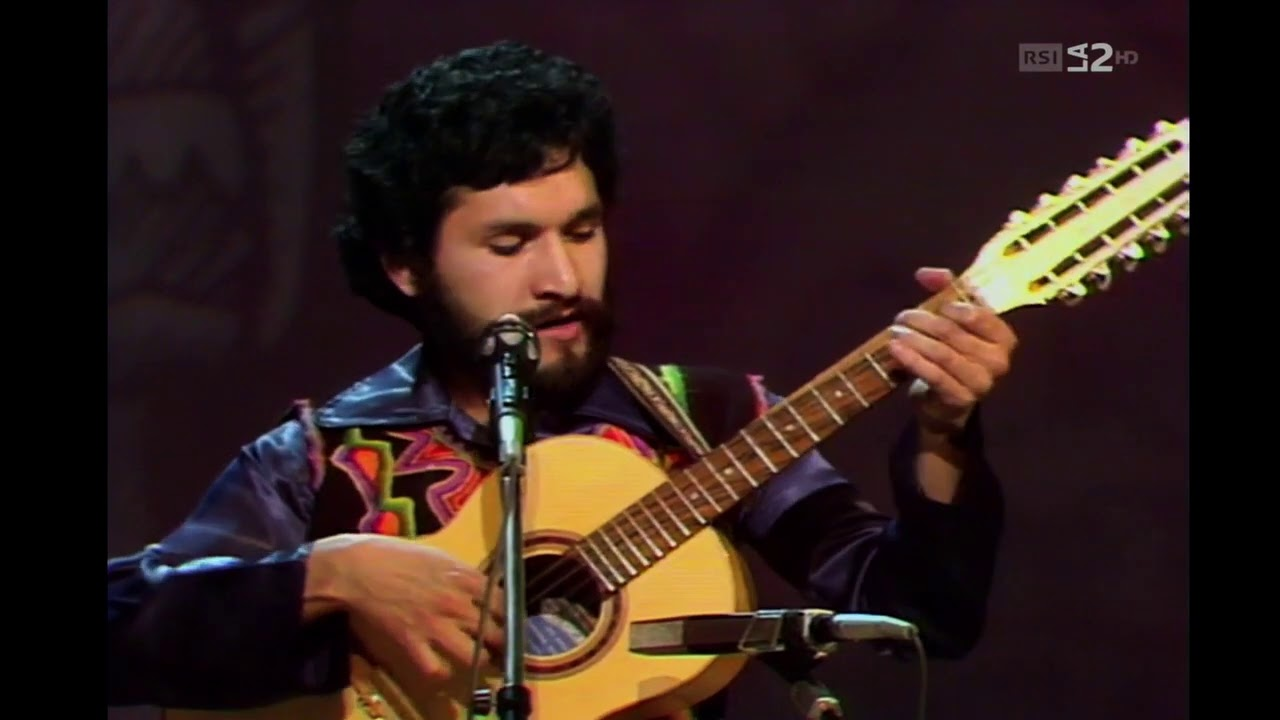 Paloma Ausente - Programa Musicalmente año 1981