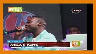 Aslay: Mimi na Bahati hatuna tatizo, shida ni management yangu na ya Bahati   10 OVER 10