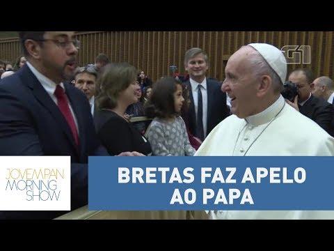 Marcelo Bretas Faz Apelo Ao Papa Pela Sua Segurança