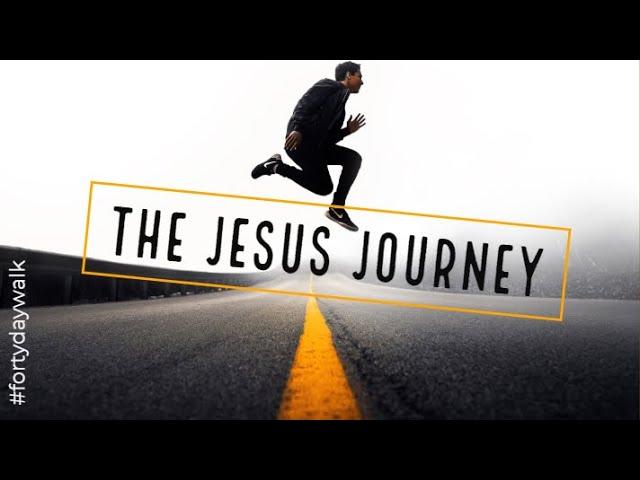 The Jesus Journey: Getting Unstuck!