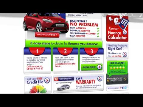Guaranteed Car Finance By MidlandCredit