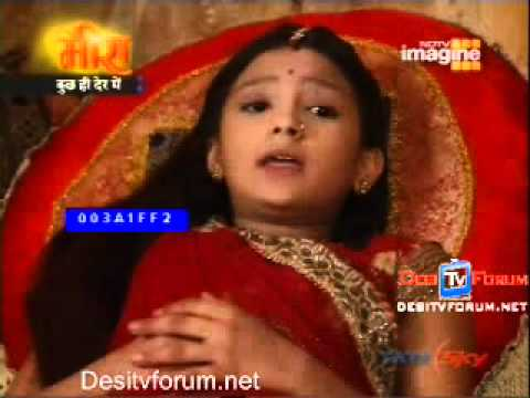 Meera - 3rd episode -ndtv imagine - part-1