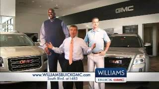 Williams Buick GMC Offers a Lifetime Warranty on All New Vehicles