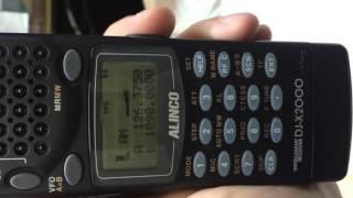 Icom IC-E91, Icom ID-51, Alinco DJ-X2000, AOR 8200MK3