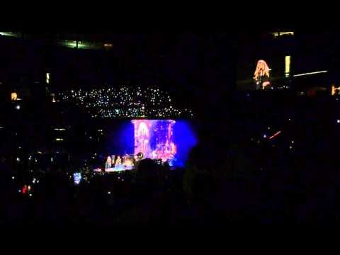 Landslide - Fleetwood Mac, St. Louis, MO - 3/27/2015