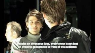 Kings on Ice Backstage, Part 1/4 (with english subtitles)