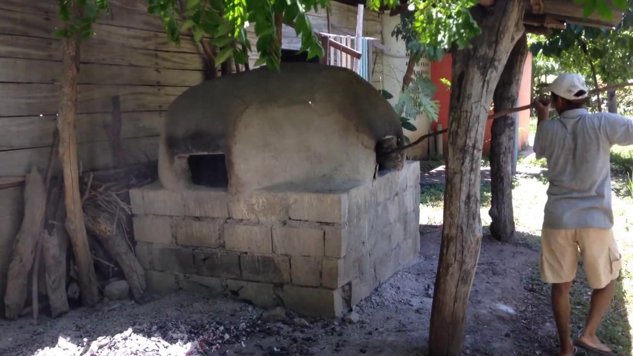Horno de le a para hacer pan casero youtube - Cocinar horno de lena ...