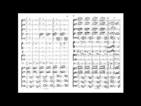 """Joachim Raff - Symphony no. 5 """"Lenore"""" Op. 177 (1870) (+sheet music)"""