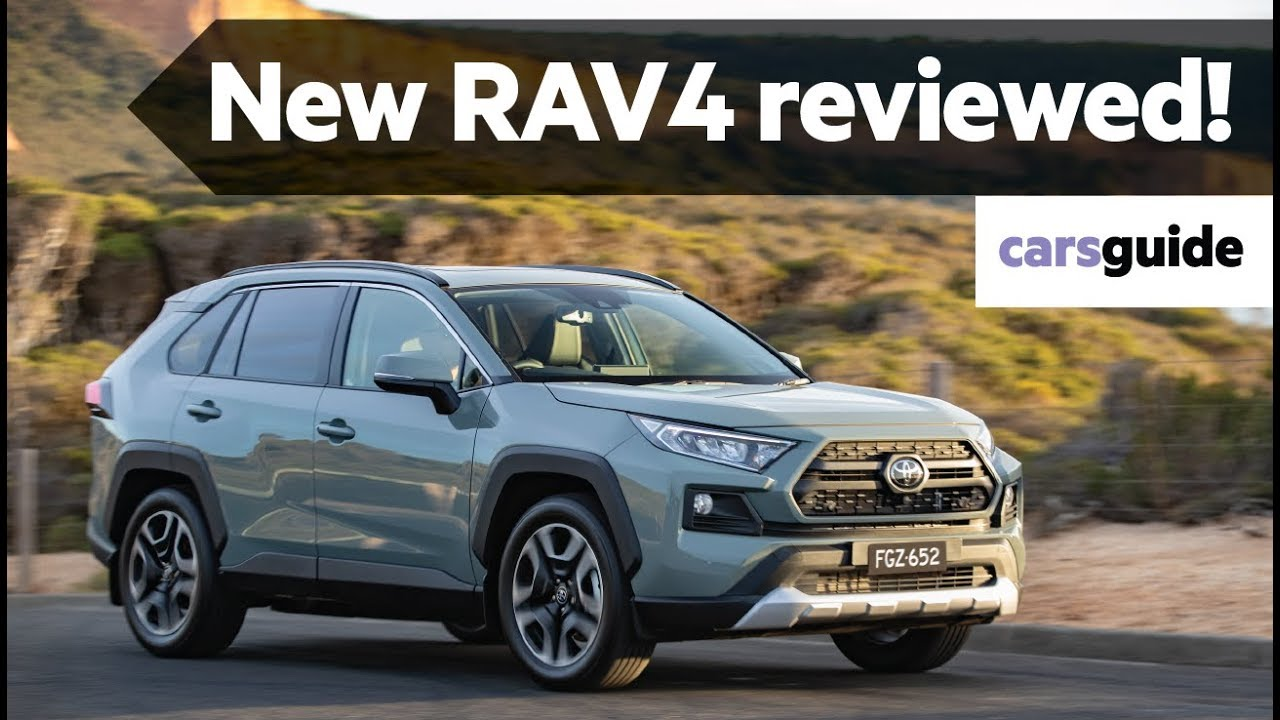 Toyota Rav4 2019 Review