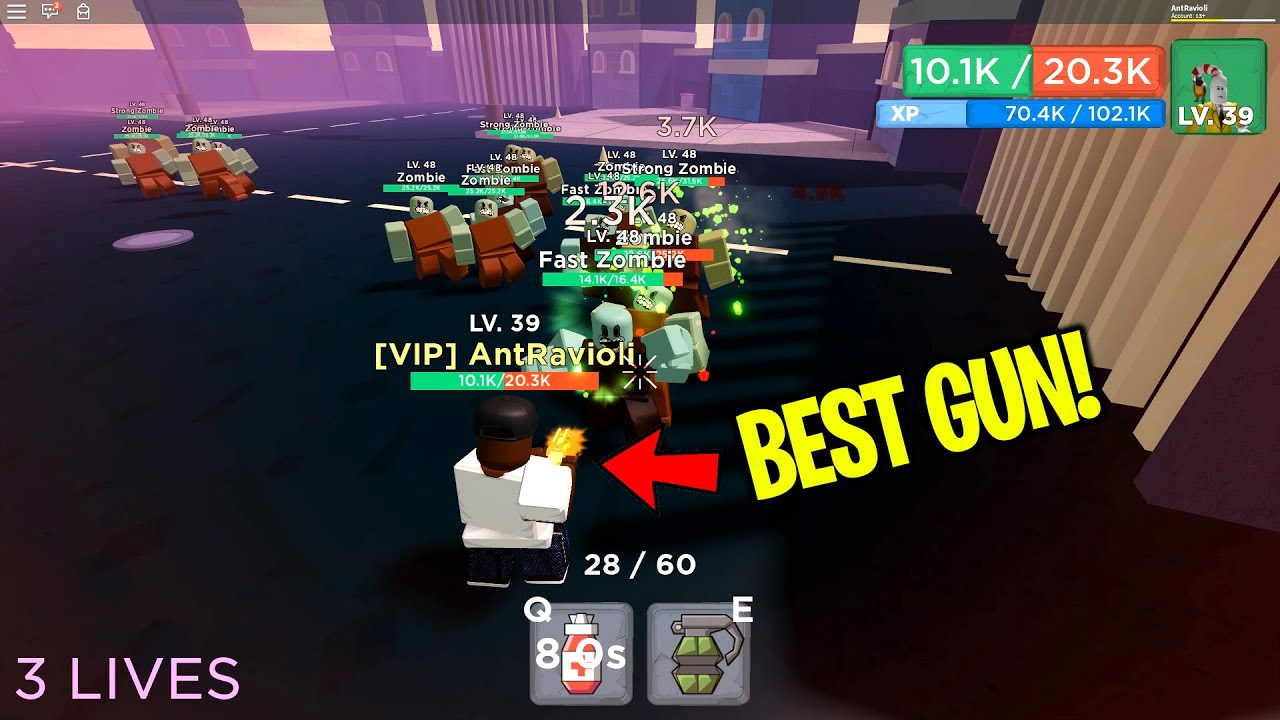 All Insane Codes In Zombie Strike New Update Roblox Youtube New Arena Mode In Roblox Zombie Strike Insane Youtube