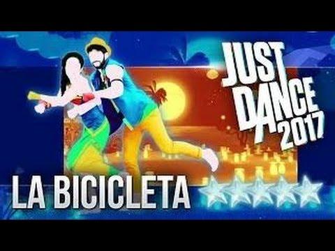 La Bicicleta By Carlos vives Ft. Shakira - Just Dance 2017 Gameplay Super star