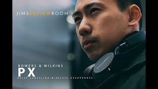 Bowers & Wilkins PX - Active Noise Cancelling Headphones - REVIEW