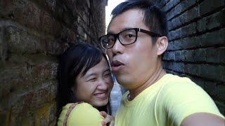 Breast Touching Lane (摸乳巷 Molu Lane) of Lukang, Changhua…