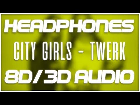 City Girls - Twerk Ft. Cardi B (8D AUDIO & 3D AUDIO) 😍🎧