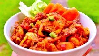 chicken curry recipe nepali style tasty nepali food recipe