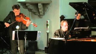Vlad Maistorovici - Cadence En Espace for viola and piano, op. 12