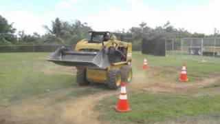 Basketball Heavy Equipment Course