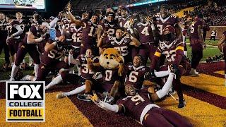 Joel Klatt reacts to the latest College Football Playoff rankings | CFB ON FOX