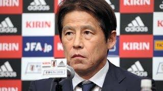 【ノーカット】サッカー日本代表 ワールドカップのメンバーを発表