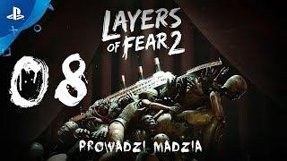 [PS4] Layers of Fear 2 #08 -  Nie będziesz mi mówić jak mam żyć!