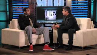 Amar'e Stoudemire Talks About His Injury, And The Future of The Knicks on Lopez Tonight 2-21-11
