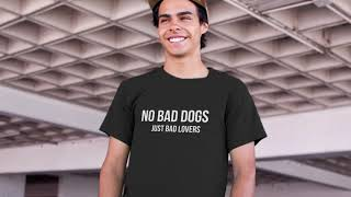 Great T Shirt for Dog Owners Brave Dogs