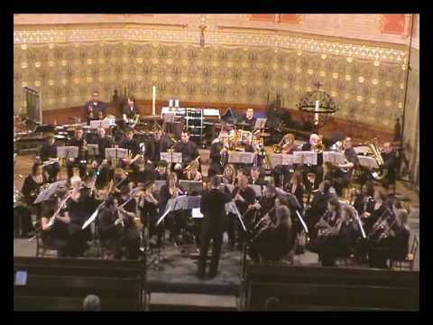 Music of the Beatles arr. Sweeney - Mancunian Winds directed by Matt Burke