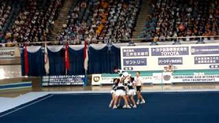 vuclip St.Scho Pep in Tokyo, Japan (3rd Cheerleading Asian International Championships 09)
