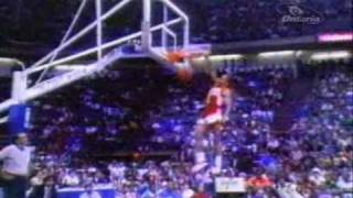 Spud Webb slam dunk contest MIX