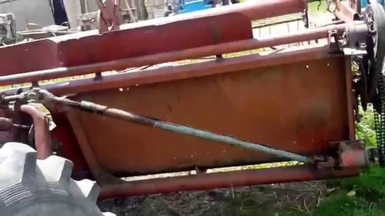Комбайн НИВА СК 5 Farm Simulator 2017 - YouTube