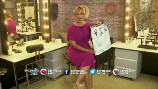(Woolworths)  Fashion Poll with Leigh Anne  Denim Skirt