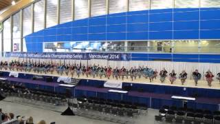 Scotdance Canada - Vancouver 2014 - BC Reel Choreography - Opening Ceremonies