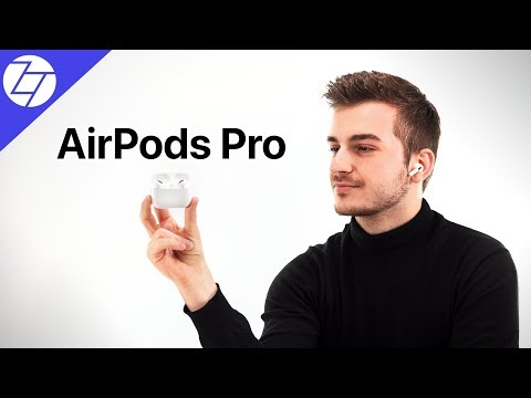 AirPods Pro - FULL Review (after 1+ month of use)