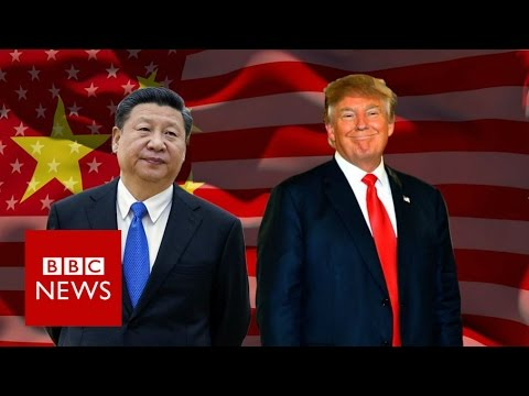 Please get along, people tell presidents - BBC News